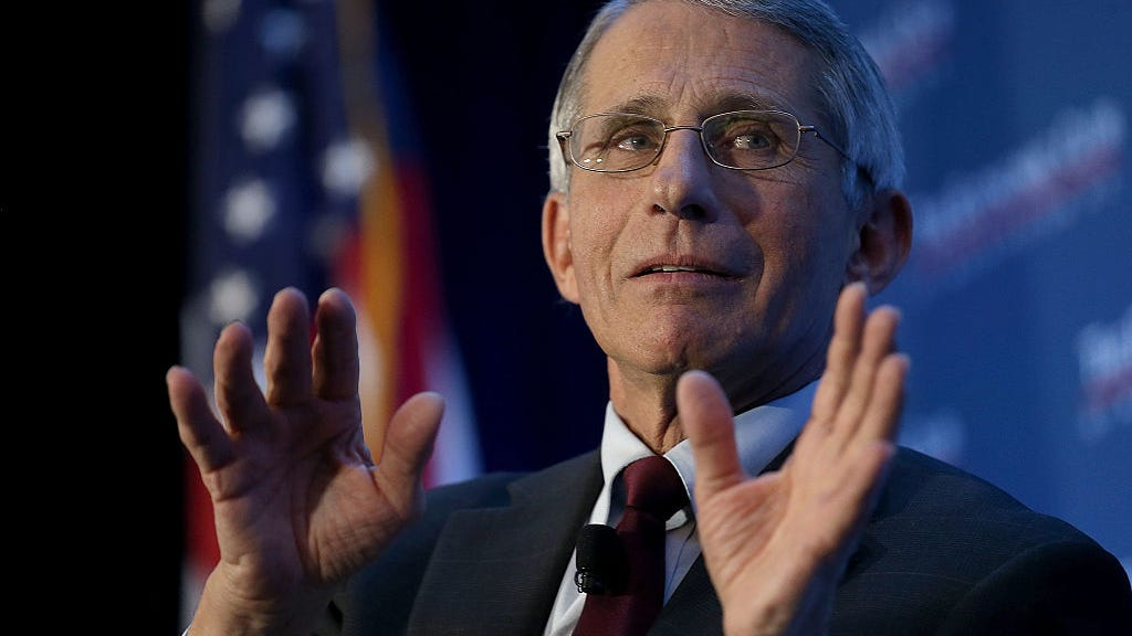 Fauci: Vaccines should be required for air travel