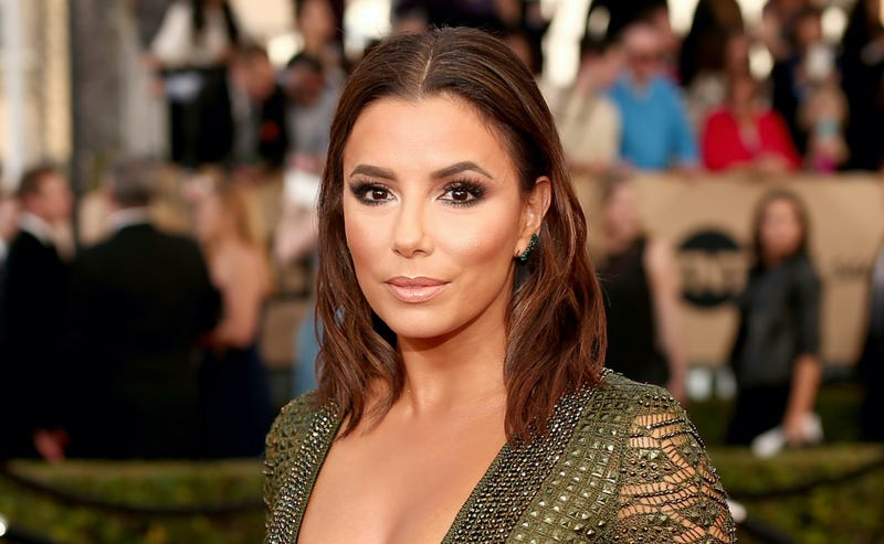 Actress Eva Longoria attends The 22nd Annual Screen Actors Guild Awards at The Shrine Auditorium on January 30, 2016
