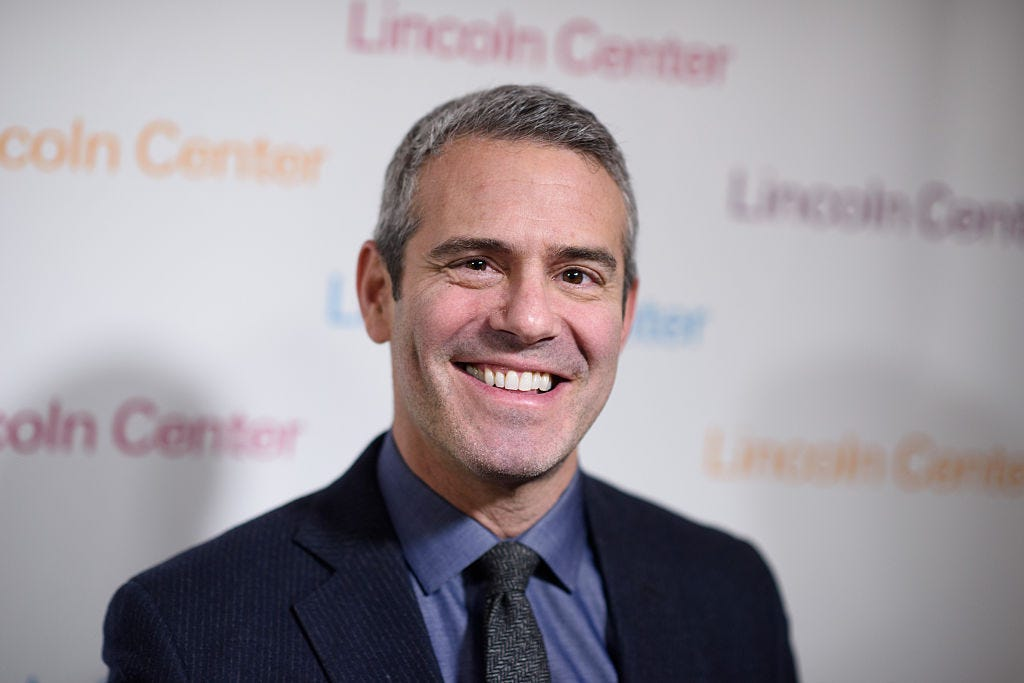 Andy Cohen reportedly turns down Missouri governor's request to be COVID social media influencer
