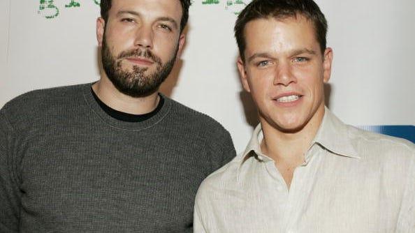Ben Affleck and Matt Damon reunite in 1st trailer for medieval epic 'The Last Duel'