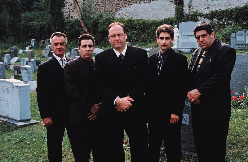 """Elenco de """"The Sopranos"""""""