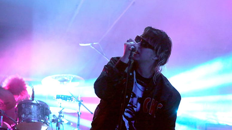 The Strokes' Julian Casablancas is 'still on a mission,' but he has found the perfect mix of cereal