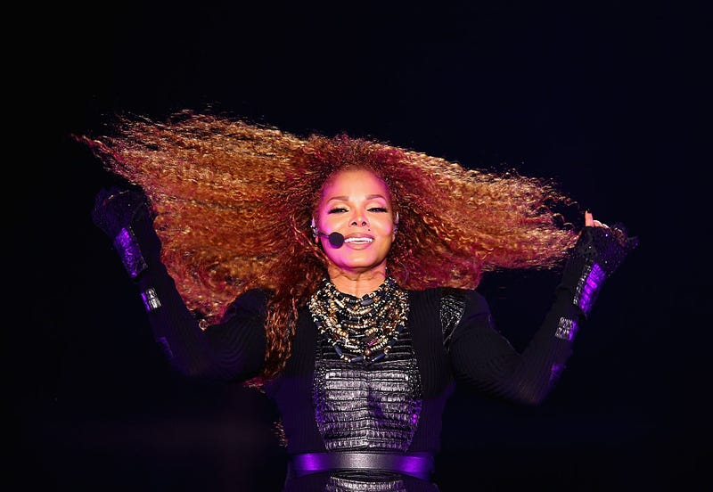 """Janet Jackson """"Control"""" # 1 again after Justin Timberlake Apology"""
