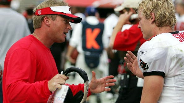 Chris Simms on former coach Jon Gruden: 'I can't believe how stupid he is'