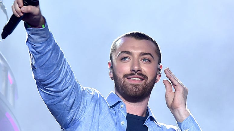 Sam Smith's Album Gets a New Name and a Fresh New Single Called 'Diamonds'