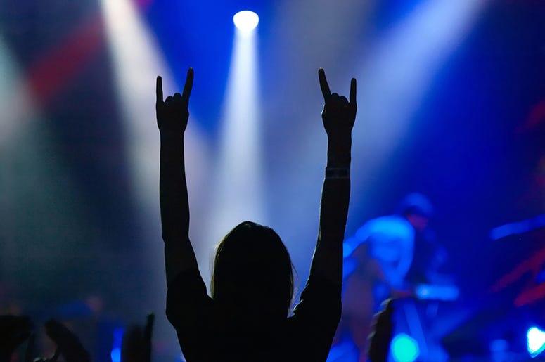 Rock hands