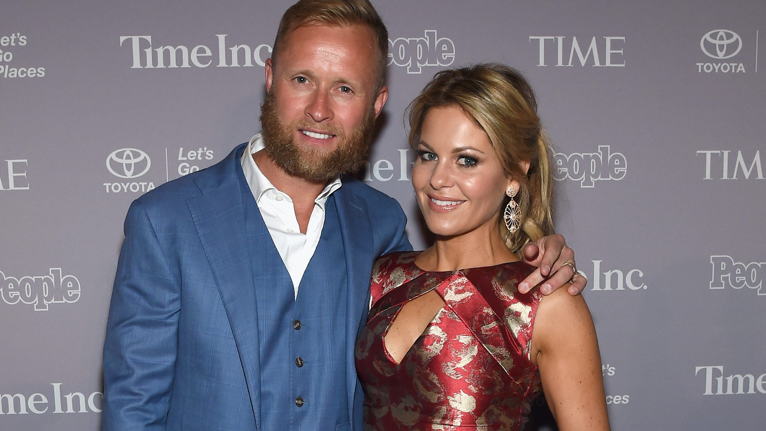Candace Cameron Bure shares the 'secret' to her 25-year marriage to husband Valeri Bure