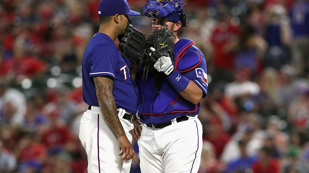 Jared Sandler chats with former Rangers catcher Bobby Wilson - Part 2