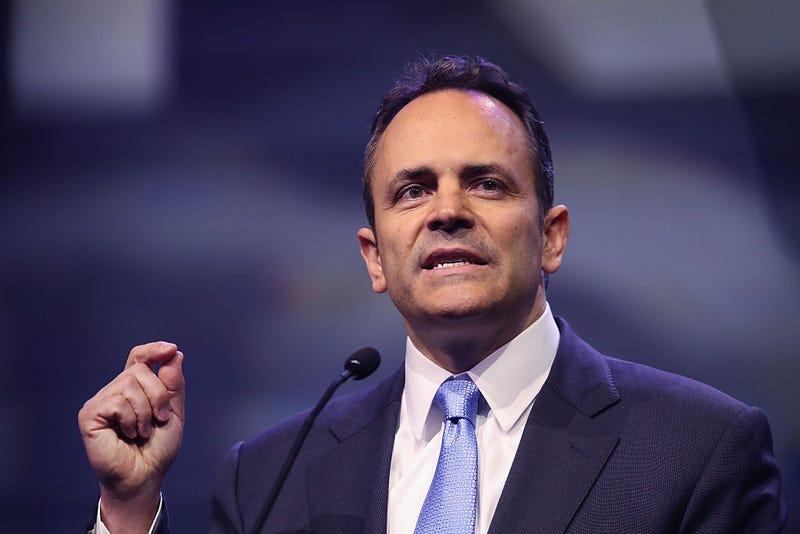 Governor Matt Bevin (R)