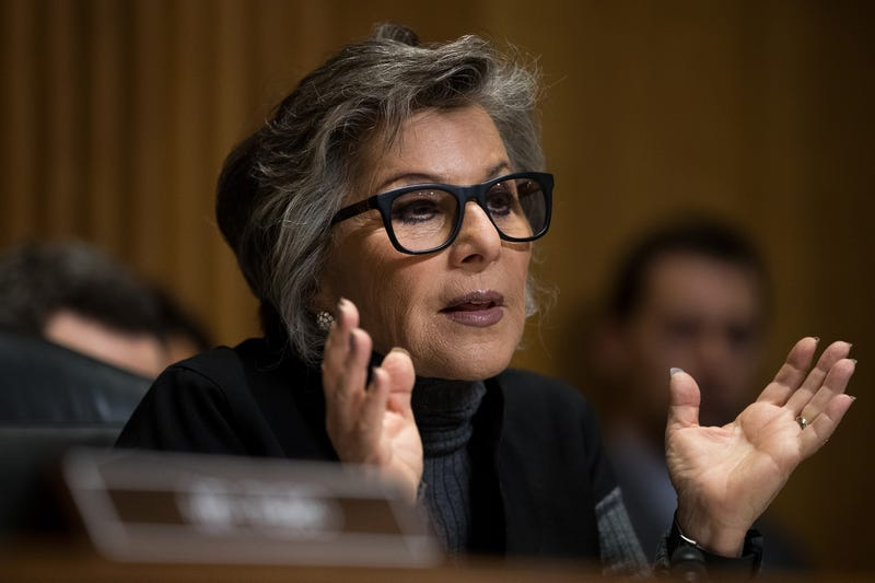 Committee ranking member Sen. Barbara Boxer (D-CA) questions witnesses during a Senate Foreign Relations Committee hearing concerning cartels and the U.S. heroin epidemic, on Capitol Hill, May 26, 2016, in Washington, DC.