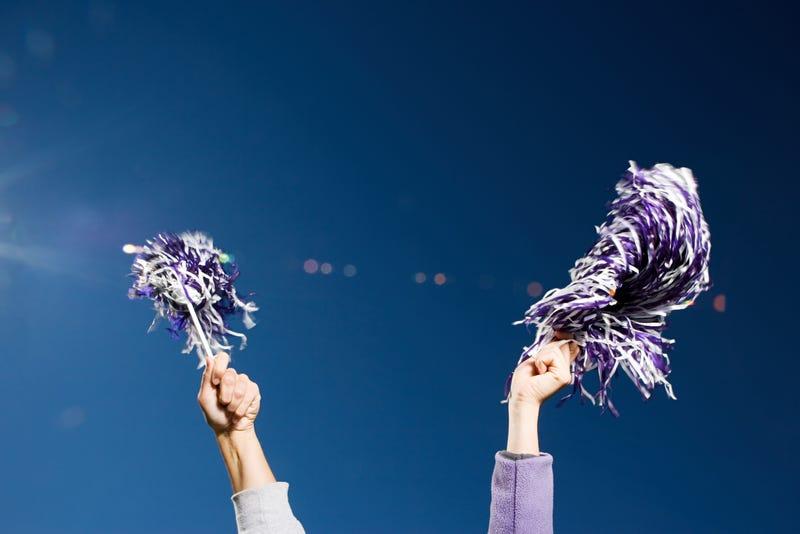Homecoming tribute to Prosper High School cheerleader hurt in tumbling accident