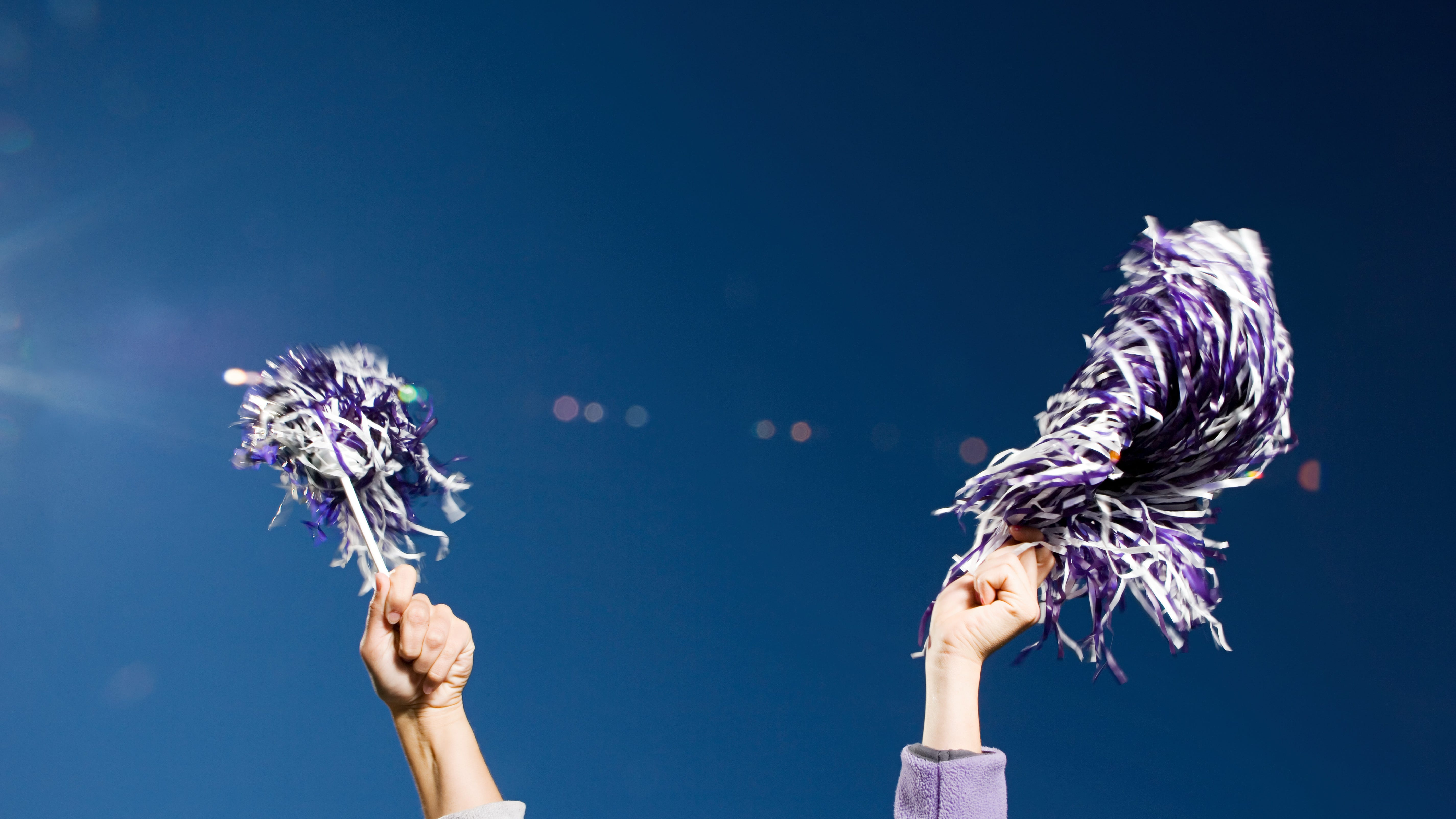 Prosper High School honors severely injured cheerleader