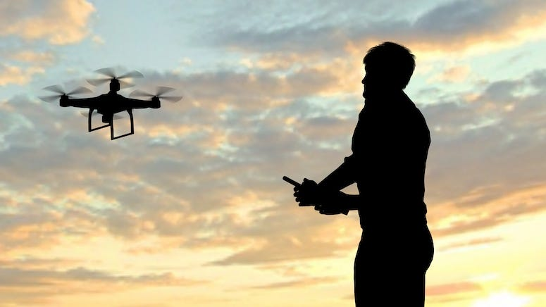 Man arrested for DUI after flying a drone while drunk