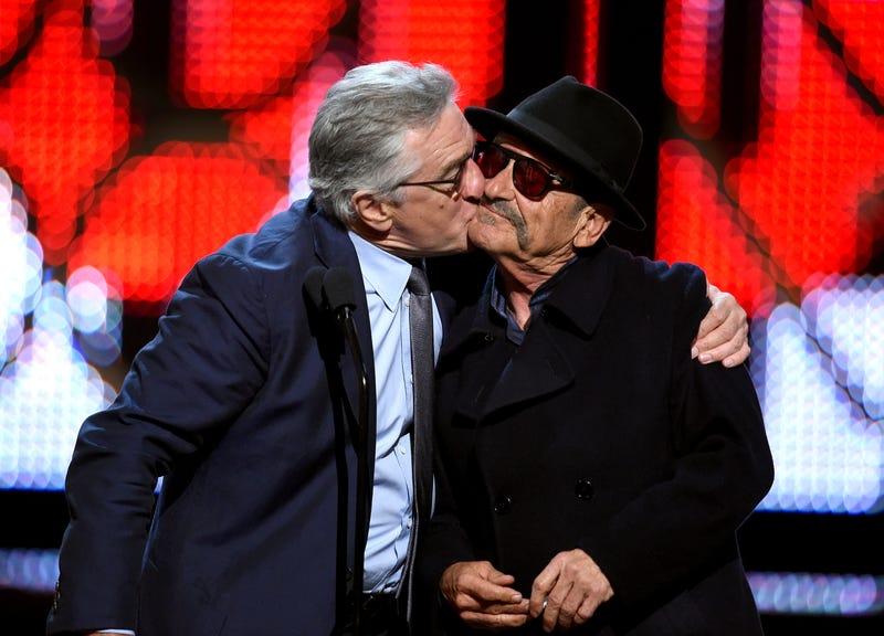 Robert De Niro and Joe Pesci