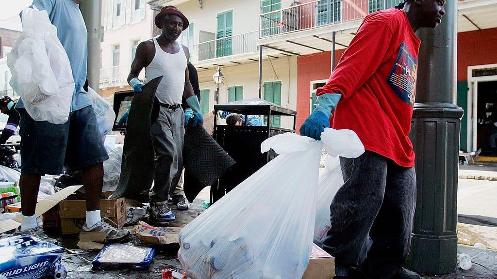 NOLA residents plan trash parade to protest garbage crisis