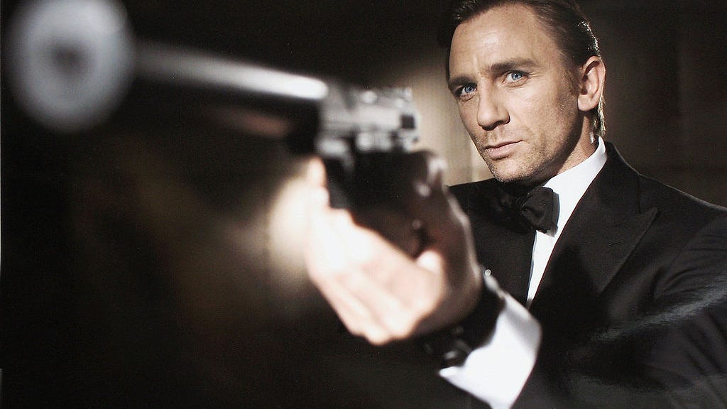 WATCH: Daniel Craig gets emotional in goodbye speech after wrapping on 'James Bond'