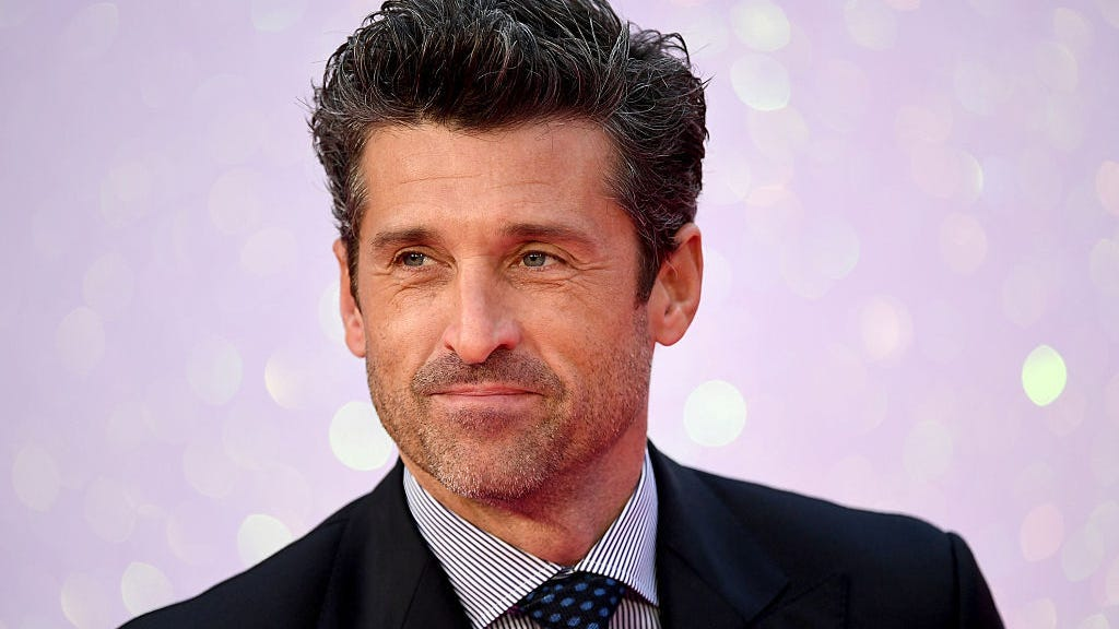 Patrick Dempsey talks filming his final 'Grey's Anatomy' appearance: 'We all cried'