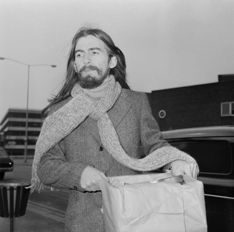 George Harrison March 1970