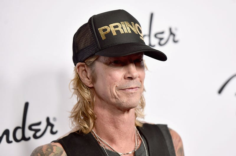 """Duff"" McKagan of Guns N' Roses attends the Fender Hollywood office Grand Opening with exclusive performances By Cold War Kids and Bleached on September 22, 2016 in Los Angeles, California."