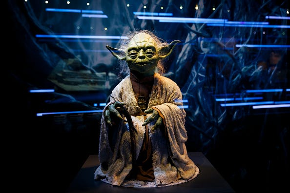 "Yoda is an iconic character from the ""Star Wars"" franchise."