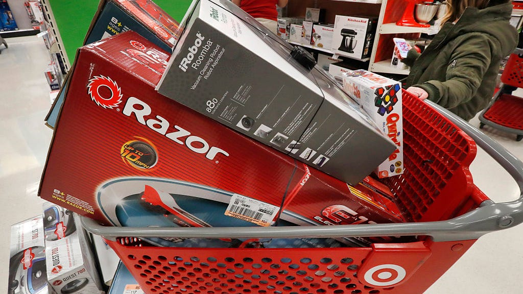 Target reveals Round 1 of its 2020 Black Friday deals