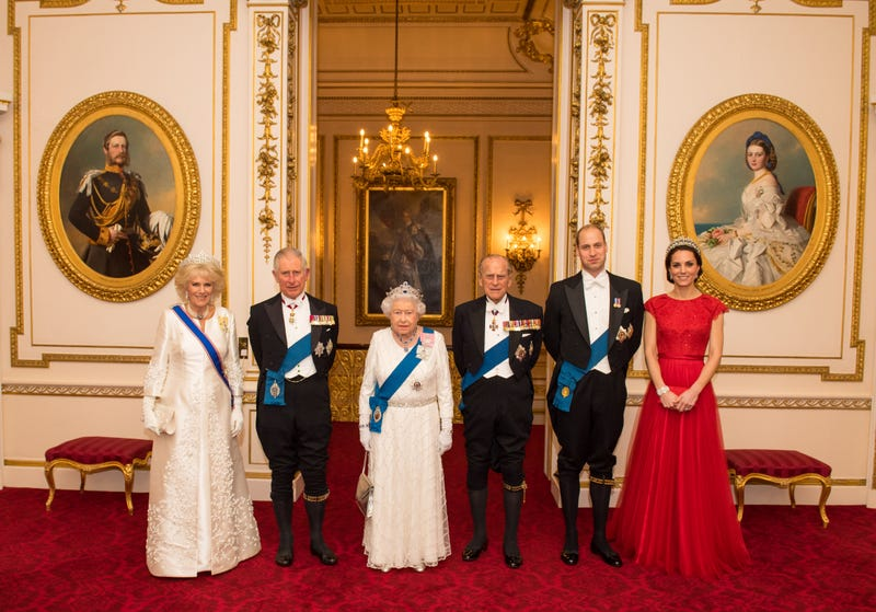 2016 diplomatic reception buckingham palace