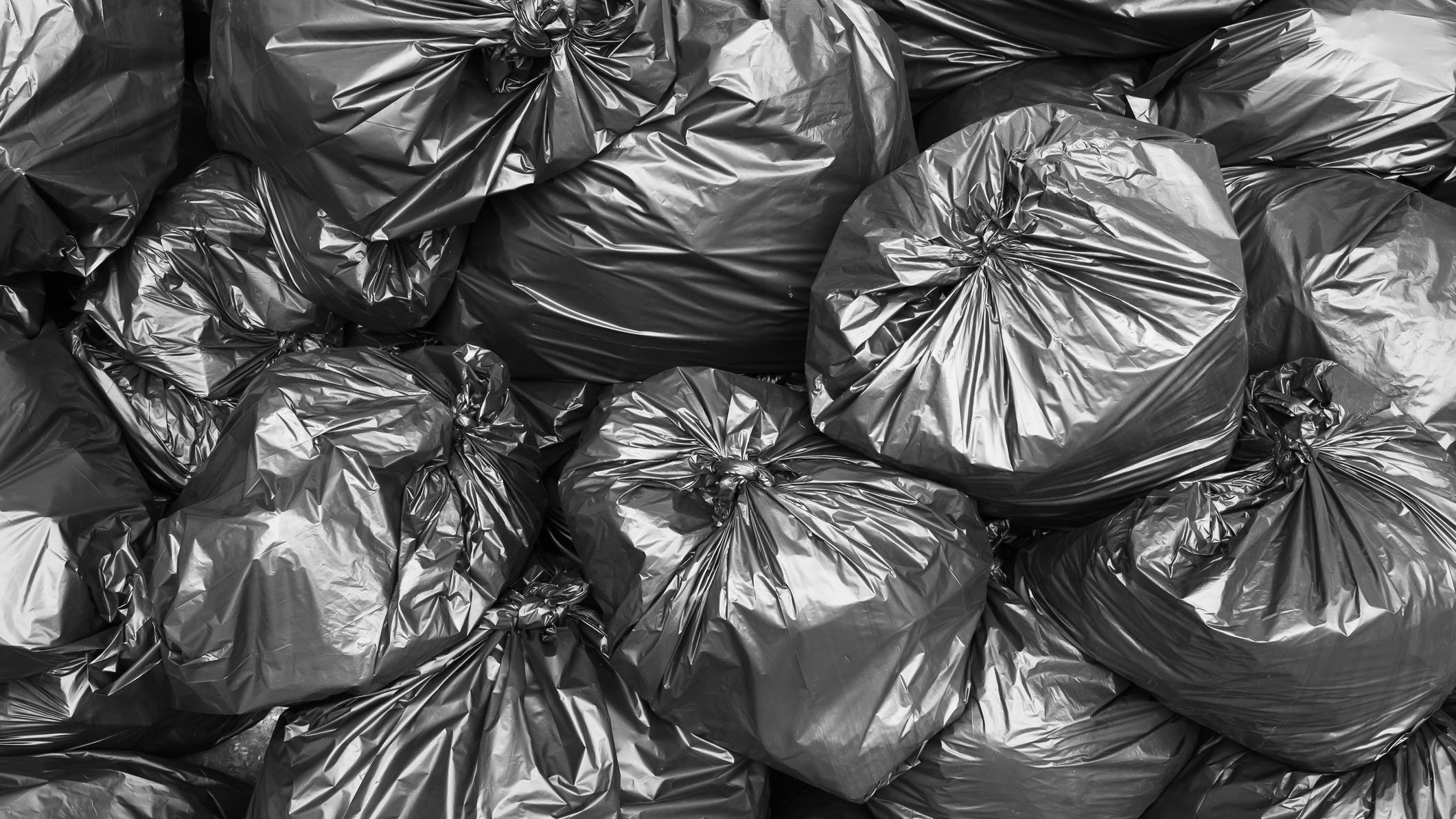 """Delayed garbage pick-up leads to """"trash parade"""" to New Orleans City Hall"""