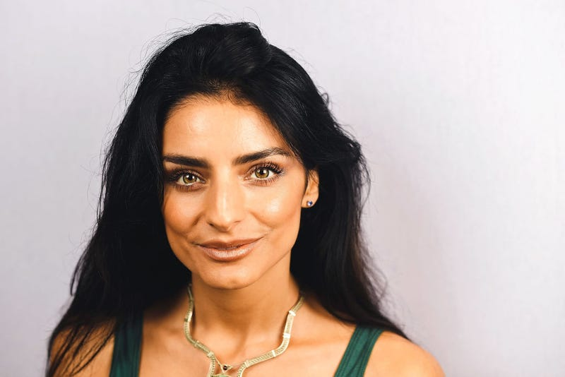 Actress Aislinn Derbez poses for a portrait