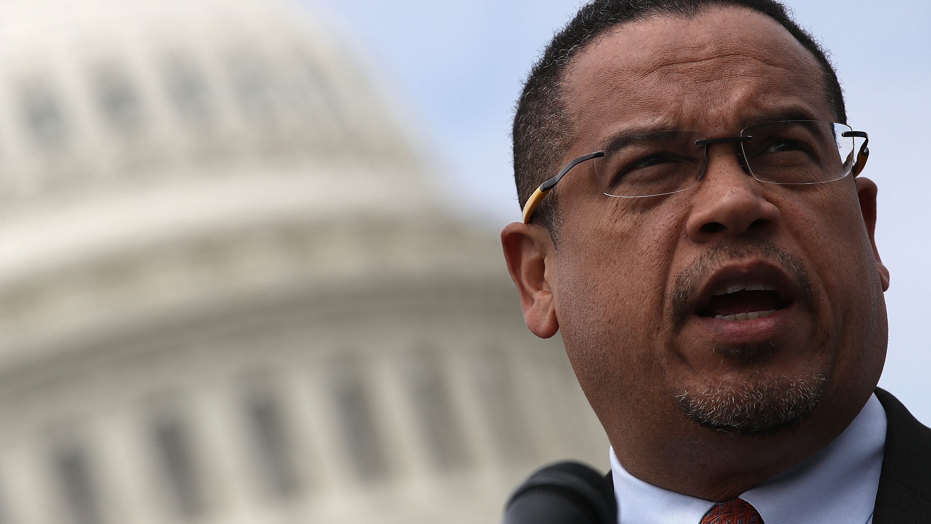 Ellison claims judge's memo has dismissed the trauma of the girls who witnessed George Floyd's murder