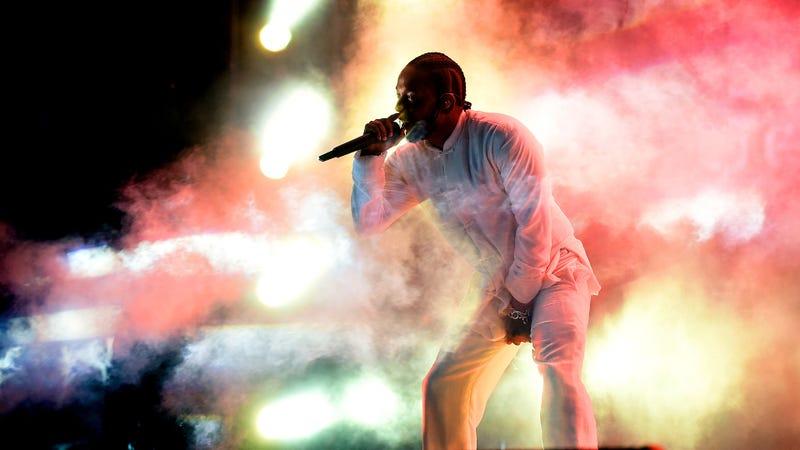 Kendrick Lamar - Coachella 2017
