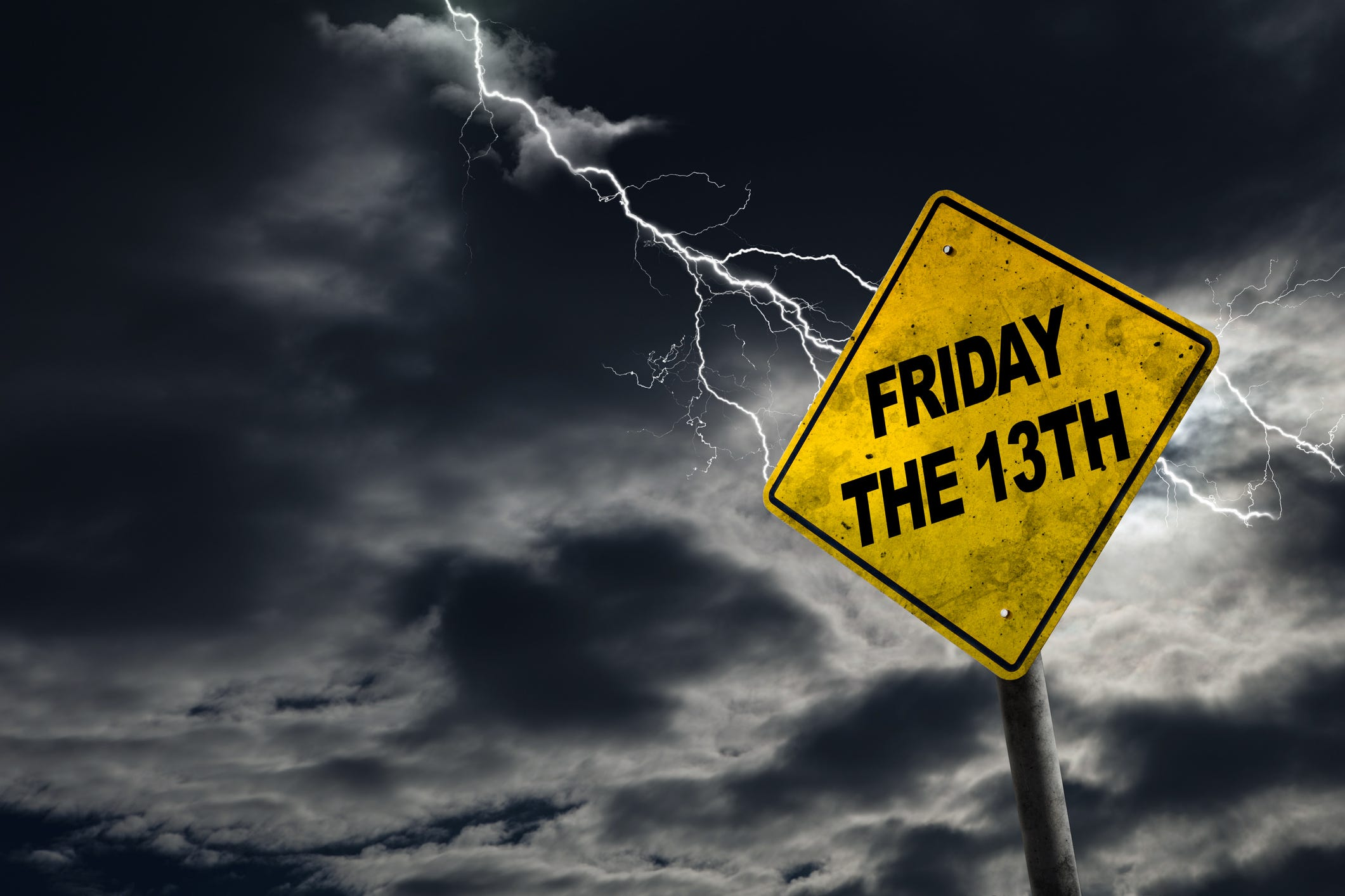 13 of the best Friday the 13th Tweets