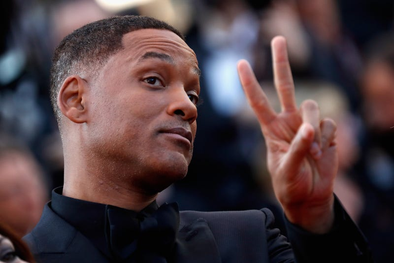 will smith throwing up the deuces