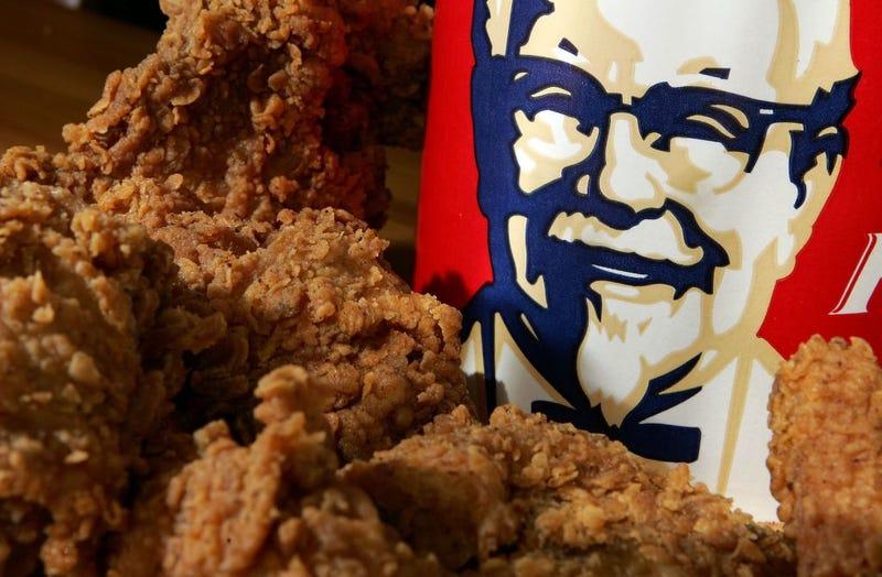 Pollo frito de KFC