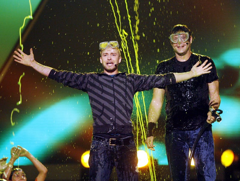 Justin Timberlake, B101 Philly, Kids Choice Awards, Philadelphia Featured Artist