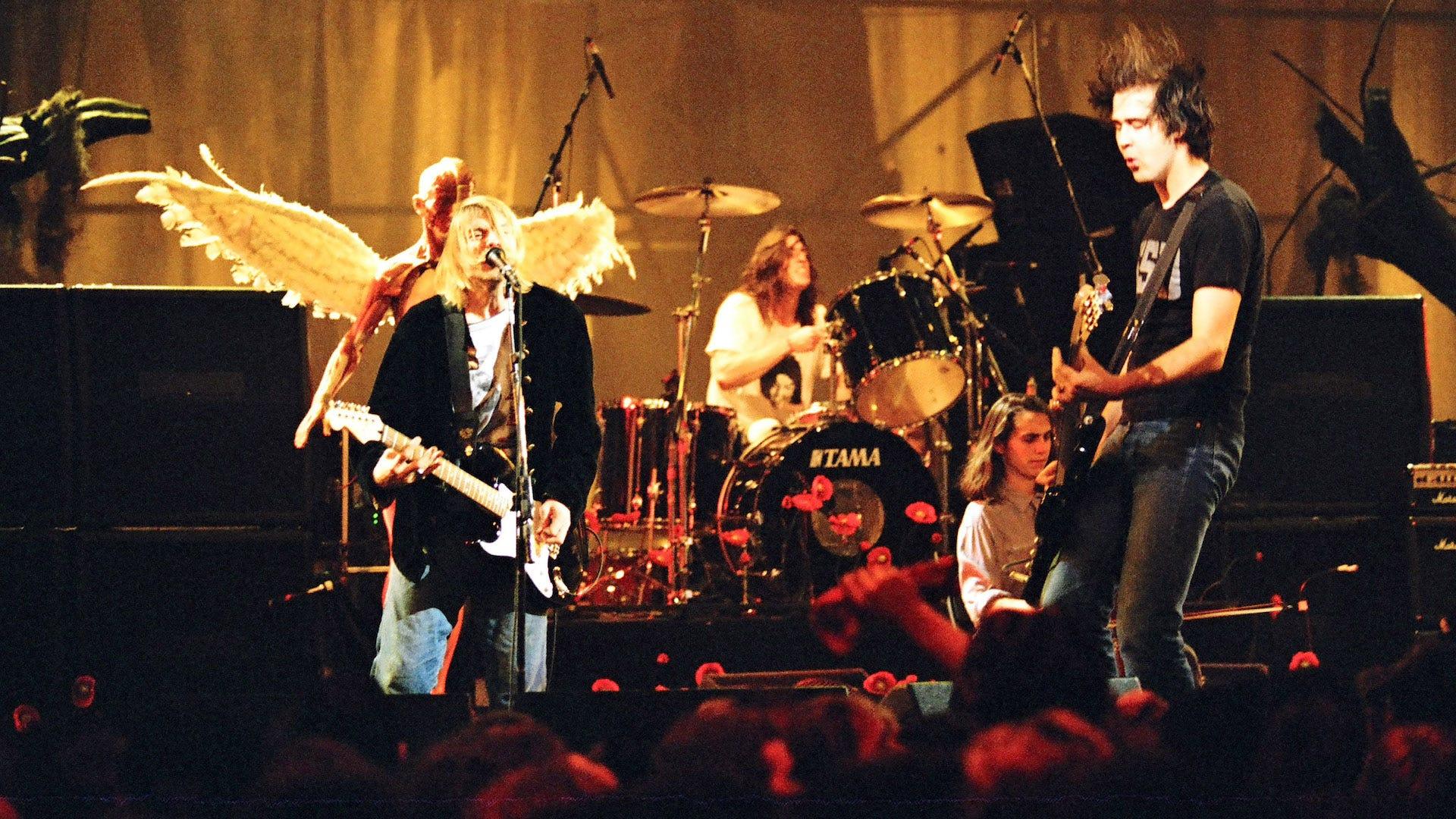 Celebrate the 30th anniversary of 'Nevermind' on Nirvana Radio