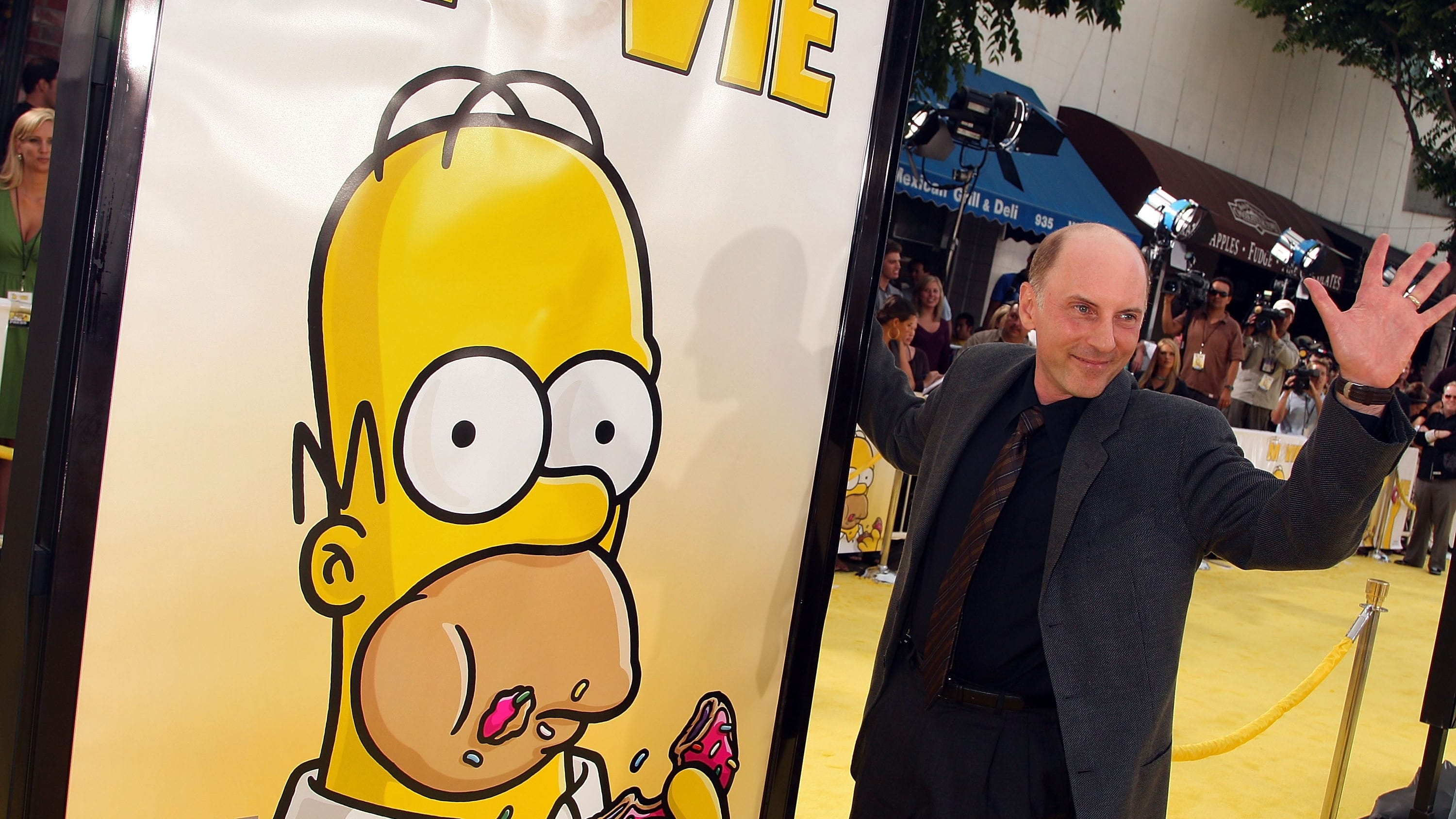 The cast of 'The Simpsons' ranked by net worth