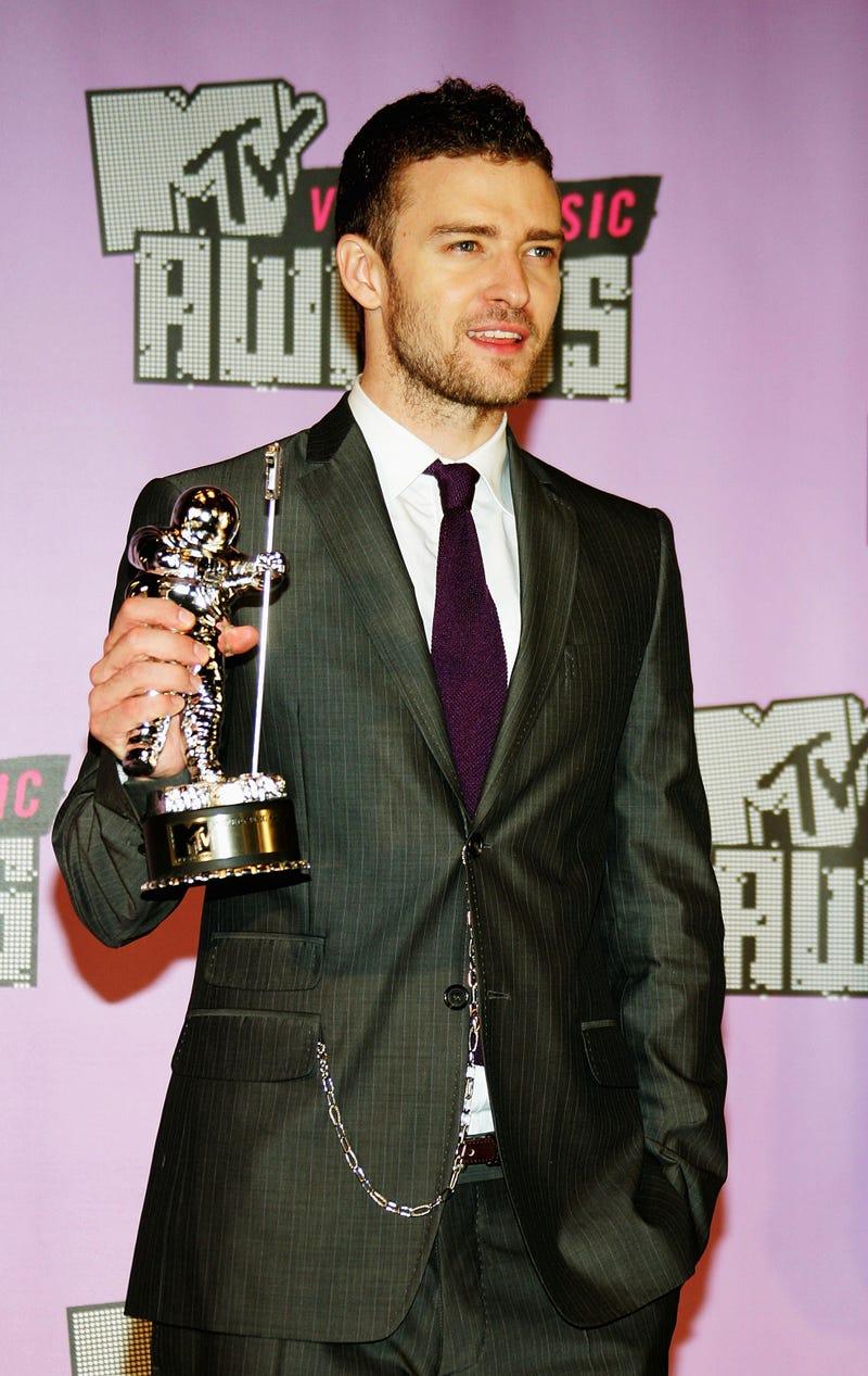 MTV Awards, Justin Timberlake, B101 Philly, Featured Artist, Philadelphia