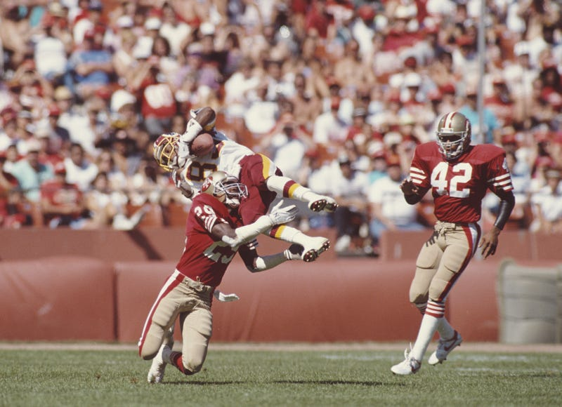 Don Griffin and Ronnie Lott