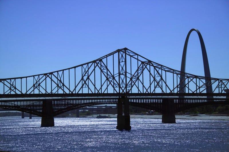 bridge, St. Louis