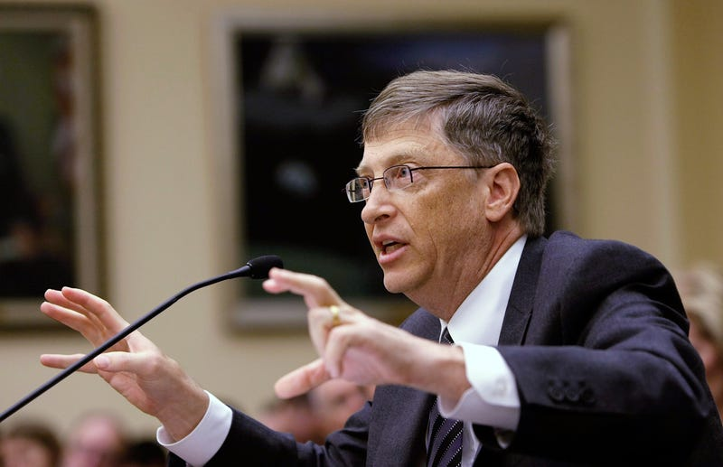 bill gates testifies at senate congressional hearing