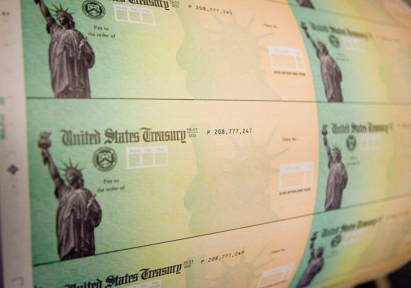 United States Treasury checks