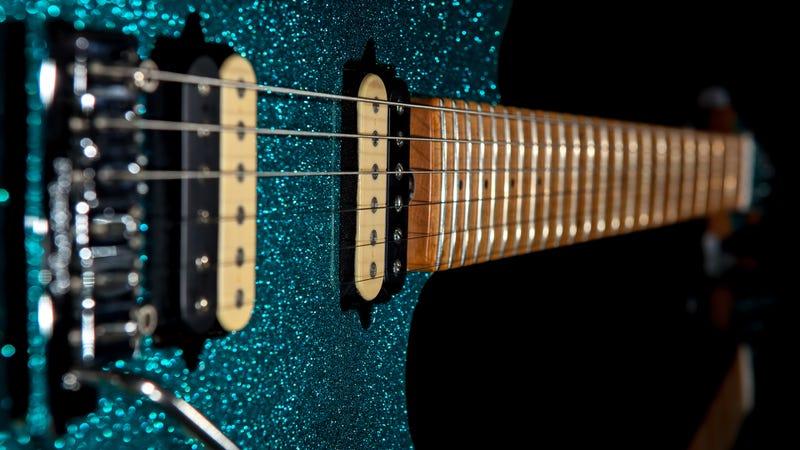 Glitter Guitar