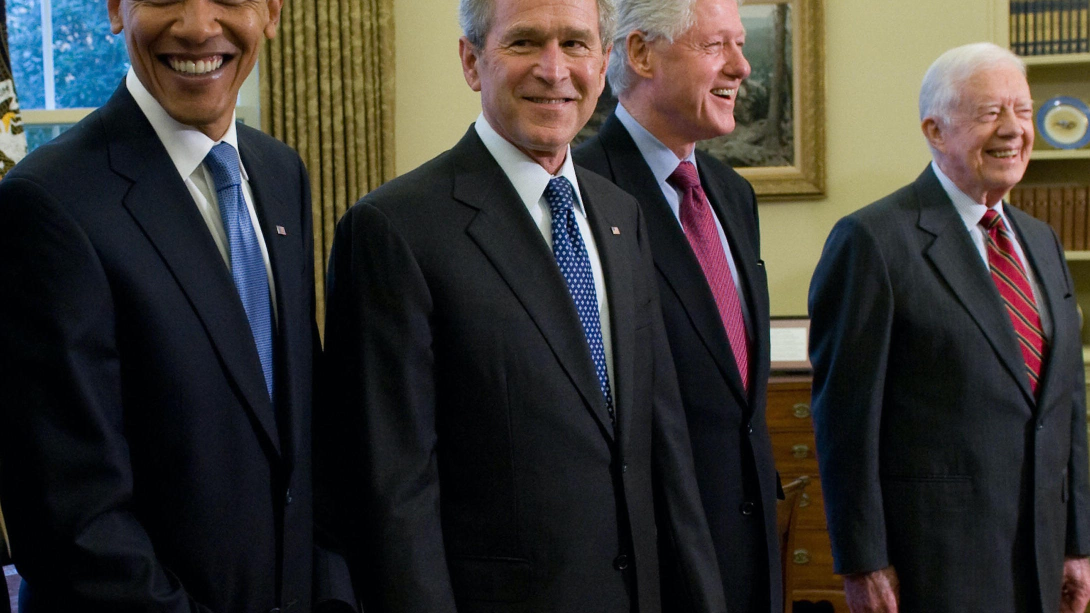 WATCH: Obama, Bush, Clinton, Carter team up for COVID-19 vaccine PSA