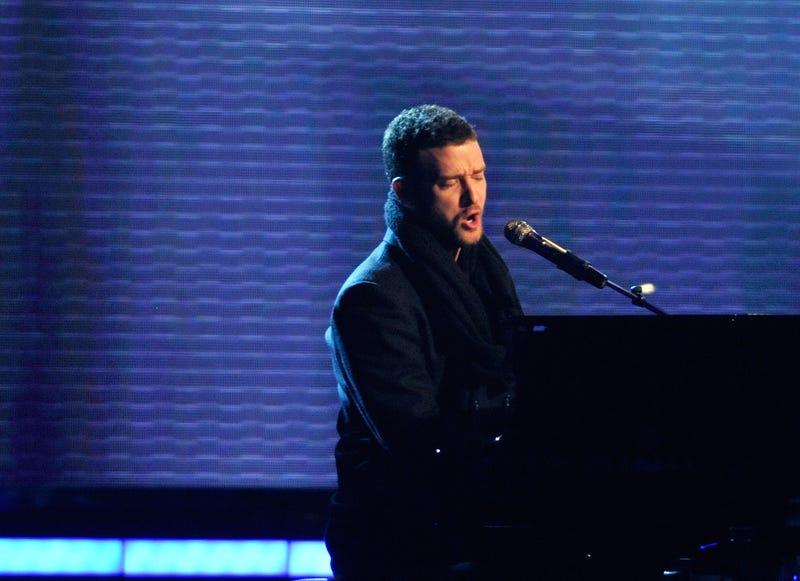 Justin Timberlake, B101 Philly, Featured Artist, GRAMMYs, Philadelphia