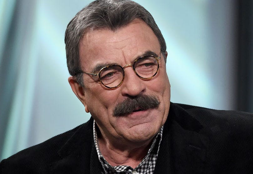 Tom Selleck 2021