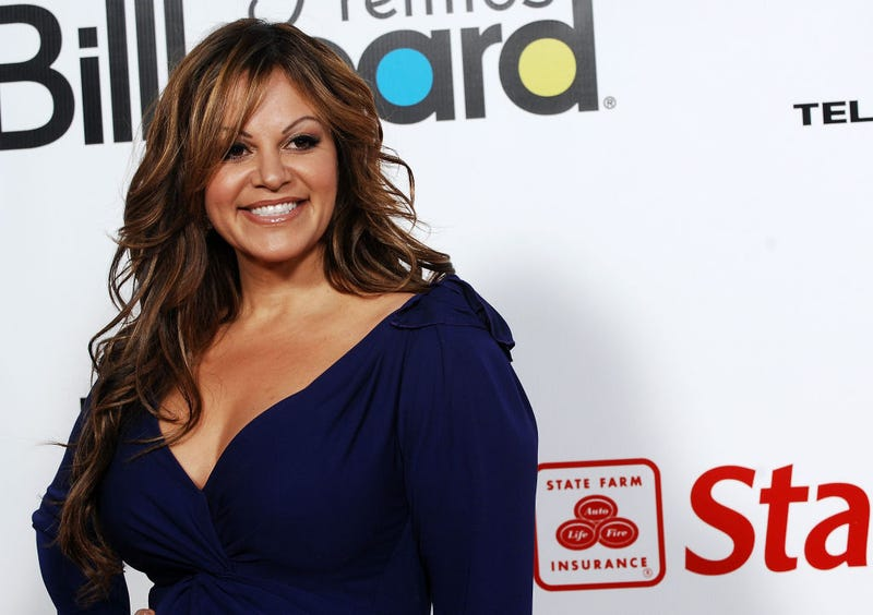 enni Rivera attends the 2009 Billboard Latin Music Awards at Bank United Center on April 23, 2009 in Miami Beach, Florida.