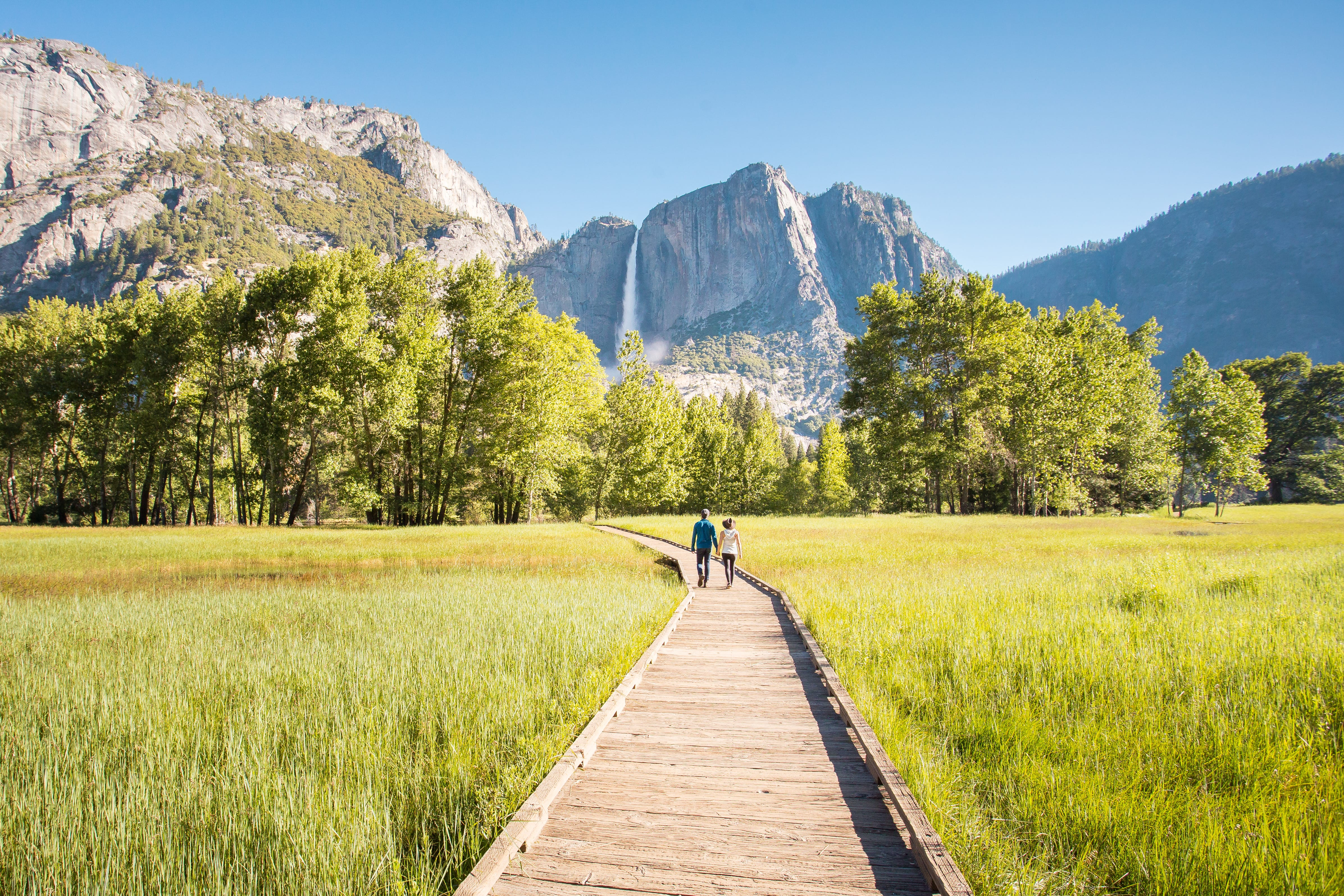 New $10M visitor center on tap at Yosemite National Park