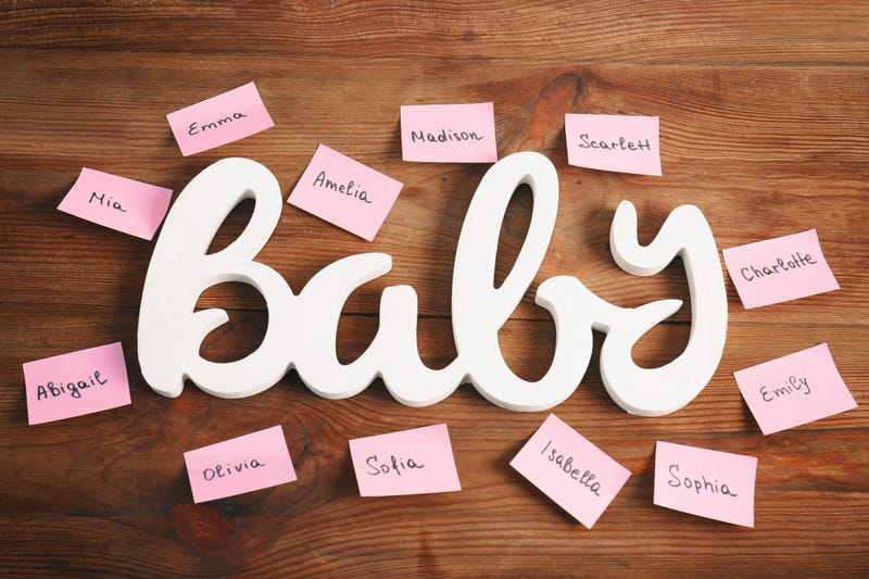 Parents Spark Backlash For Giving Baby Blended Last Name