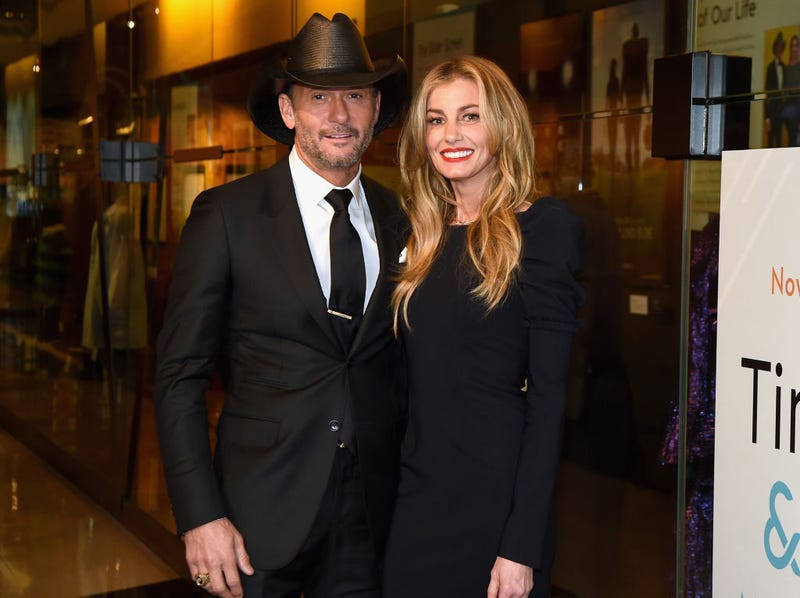 Tim McGraw and Faith Hill Celebrate 23rd Anniversary With Precious Pics