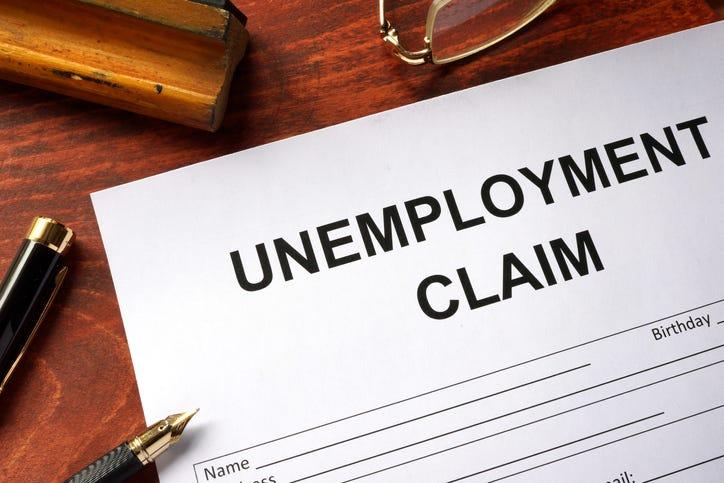 unemployment claim